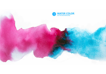 watercolor painting background.