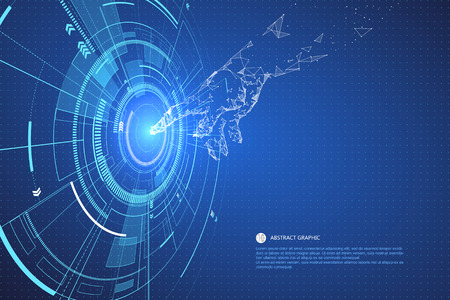 Touch the future,Interface technology, the future of user experience.