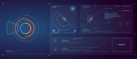 기술 인터페이스 디자인.