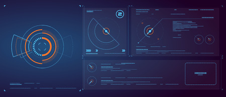 Technologie Interface Design.