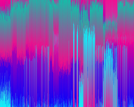 Resumen de fondo que consiste en líneas. Ilustración de vector