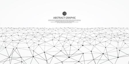 Conexión a Internet, el concepto de red completa 5G, sentido abstracto de diseño gráfico de ciencia y tecnología.