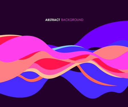 Abstract graphic design background.