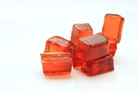 Brownish candies photo