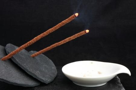 Slate hearts   incense