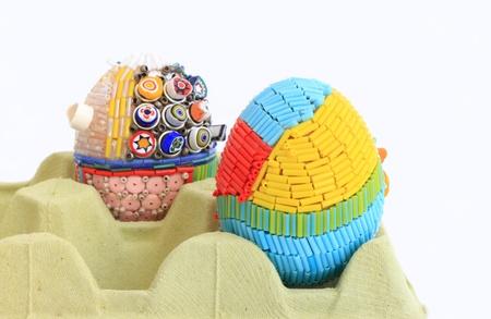 eggcup: Easter eggs in eggcup