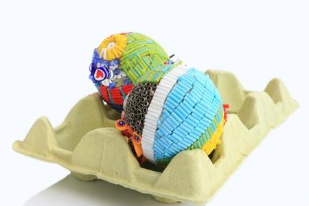 eggcup: Eggs in eggcup
