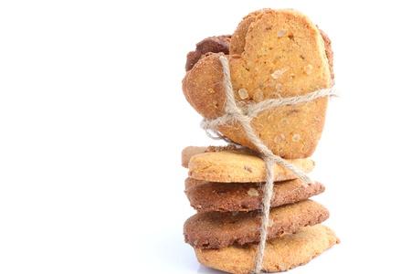 heaped: Heaped cookies