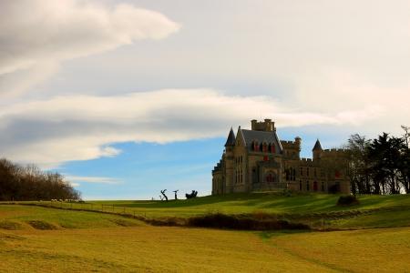 phantasmagoric: Abbadia castle