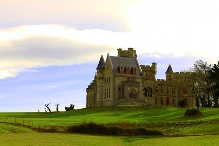 phantasmagoric: Abbadia castle-Hendaia