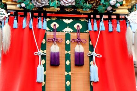 snazzy: Float-Takayama Stock Photo