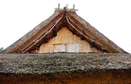 Rustic roof photo