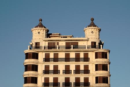 san sebastian: San Sebastian building