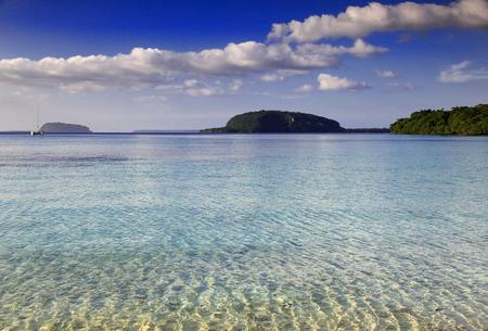 santo: Lonnoc beach-Espiritu Santo