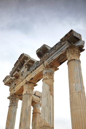 antik: SideArchaeological siteTurkey