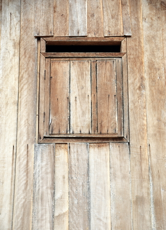 rustic window-laos