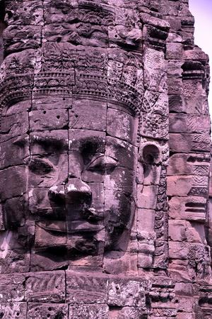 bayon face-angkor III