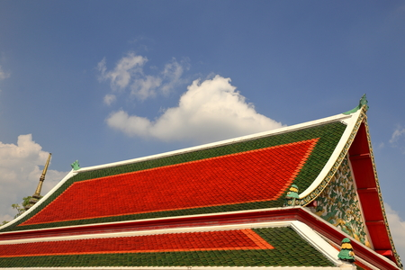 roof-wat pho-thailand