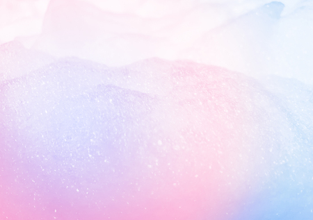 Abstract pastel bubble foam background.