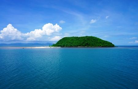 島泰ナイ島、タイの熱帯の楽園