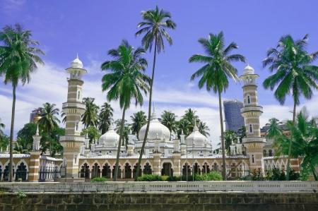 ジャメ モスク クアラルンプール