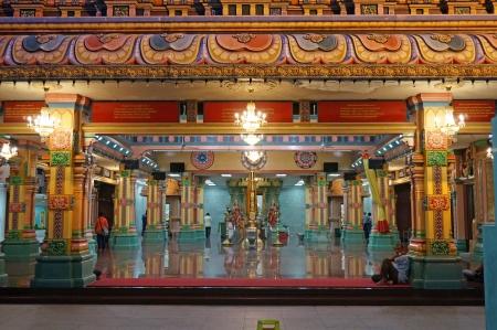 スリ マハマリアマン寺院、クアラルンプール 報道画像