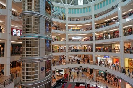 クアラルンプールのショッピング 報道画像