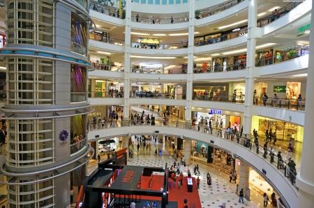 クアラルンプールのショッピング モール 報道画像