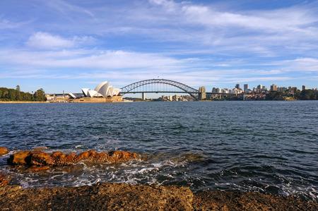 シドニー ・ オペラハウス ・ ハーバー ブリッジ ・郊外 報道画像