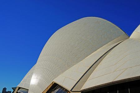 シドニーのオペラハウスの帆