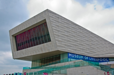 Liverpool Museum   New repository for the city archives