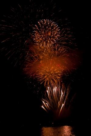 Un million et demi de visiteurs en ligne le port pour ce spectacle pyrotechnique