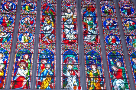 St. Patricks Cathedral, Melbourne, Australia Editorial