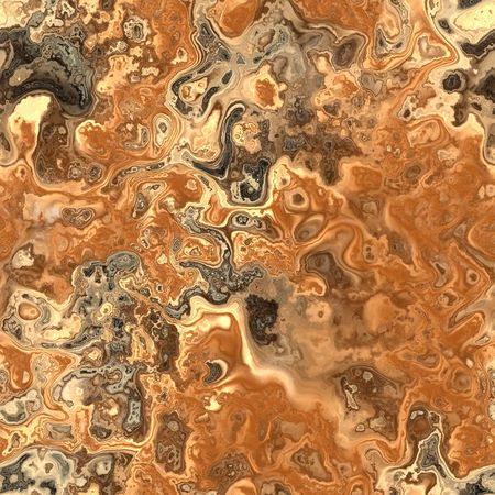 brown marble seamless texture Stock Photo