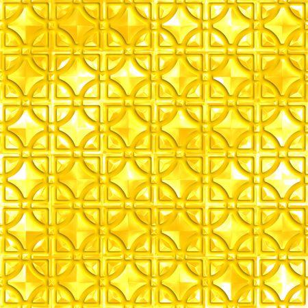 golden ornament seamless texture Stock Photo - 3757859