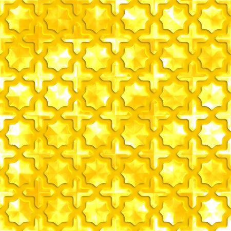 golden ornament seamless texture Stock Photo - 3757792
