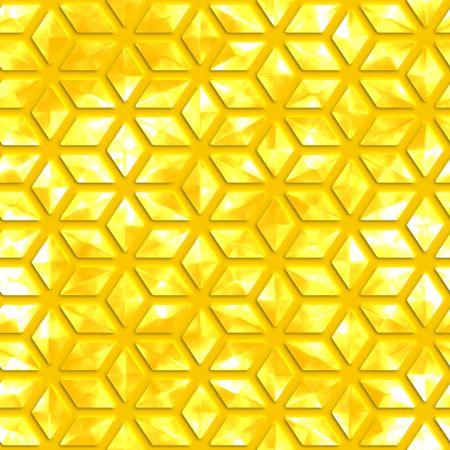 golden ornament seamless background Stock Photo - 3757801