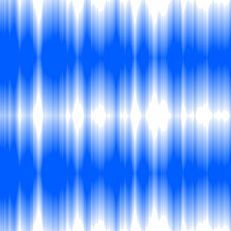 audiowave: wave seamless background Stock Photo