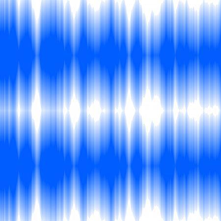 audiowave: wave seamless background Stock Photo
