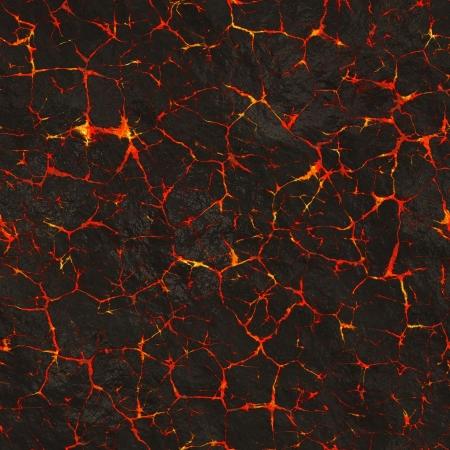 volcanic lava seamless texture
