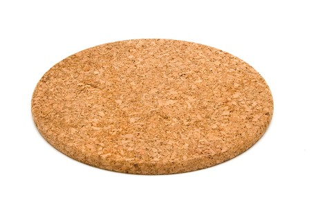 cork table coaster