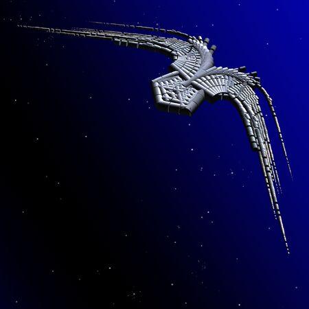 starwars: iron bird Stock Photo
