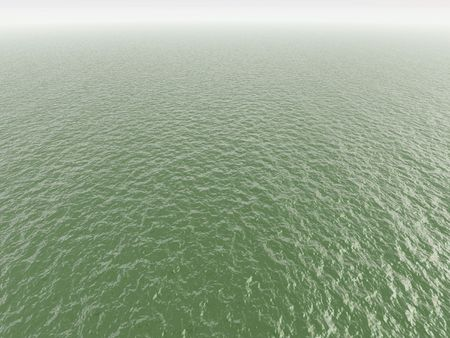 algal: green water   Stock Photo