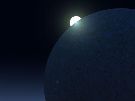 sattelite: planet
