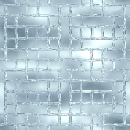 ice wall seamless texture Stock Photo - 6700376