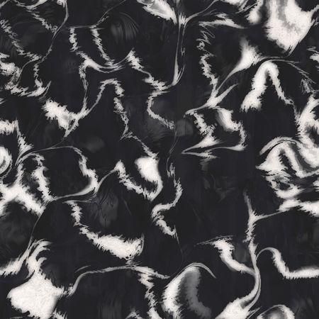 black marble seamless texture Stock Photo
