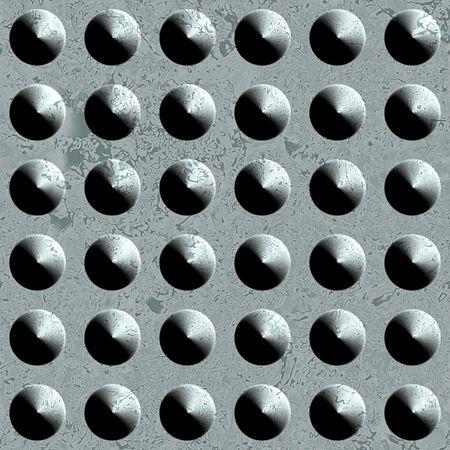 metal tires seamless texture Stock Photo - 6823325