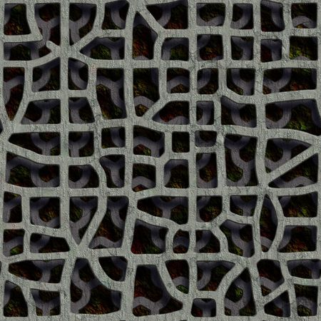 double grate seamless texture photo