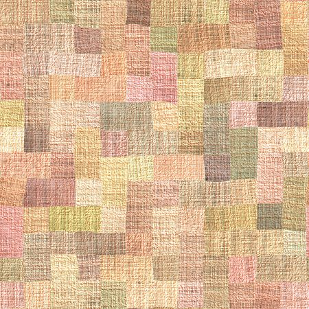 multicolor patchwork seamless texture Stock Photo
