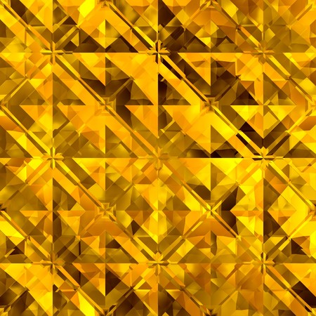 gold seamless background Stock Photo - 6969067